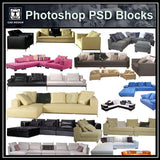 Photoshop PSD Sofa and Chair Blocks V3 - CAD Design | Download CAD Drawings | AutoCAD Blocks | AutoCAD Symbols | CAD Drawings | Architecture Details│Landscape Details | See more about AutoCAD, Cad Drawing and Architecture Details