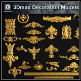 3D Max Decoration Models V.6 - CAD Design | Download CAD Drawings | AutoCAD Blocks | AutoCAD Symbols | CAD Drawings | Architecture Details│Landscape Details | See more about AutoCAD, Cad Drawing and Architecture Details