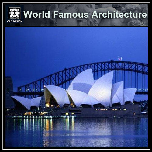 Sydney Opera House - CAD Design | Download CAD Drawings | AutoCAD Blocks | AutoCAD Symbols | CAD Drawings | Architecture Details│Landscape Details | See more about AutoCAD, Cad Drawing and Architecture Details