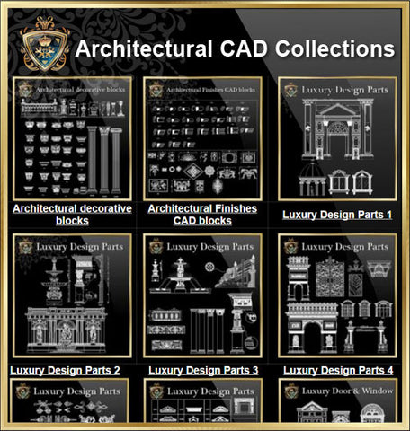 Architectural decorative elements