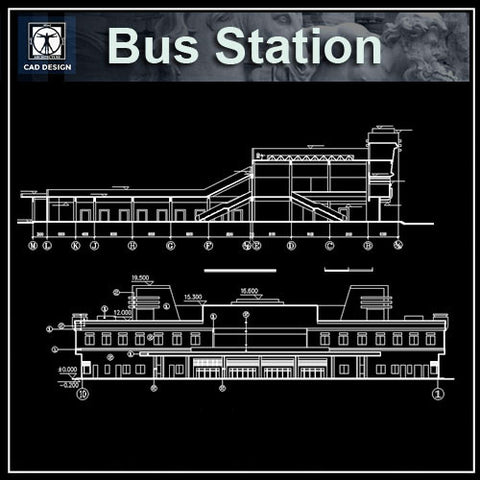 ●Bus Station Project