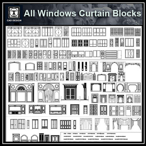 Windows Curtain