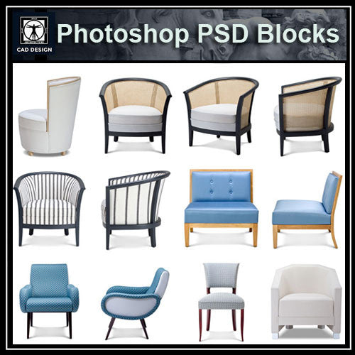 Photoshop PSD Sofa Blocks(Best Collection!!)