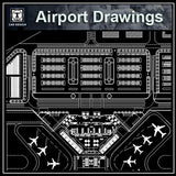 Airport Cad Drawings 1