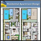 Residential Apartment Design