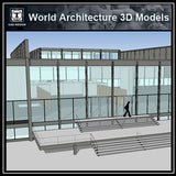 Sketchup 3D Architecture models- Illinois Institute of Technology (Mies Van Der Rohe ) - CAD Design | Download CAD Drawings | AutoCAD Blocks | AutoCAD Symbols | CAD Drawings | Architecture Details│Landscape Details | See more about AutoCAD, Cad Drawing and Architecture Details