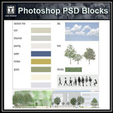 Photoshop PSD Architecture Elevation Blocks V1(Recommand!!) - CAD Design | Download CAD Drawings | AutoCAD Blocks | AutoCAD Symbols | CAD Drawings | Architecture Details│Landscape Details | See more about AutoCAD, Cad Drawing and Architecture Details