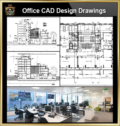 ★【Office, Commercial building, mixed business building CAD Design Project V.10】@Autocad Blocks,Drawings,CAD Details,Elevation - CAD Design | Download CAD Drawings | AutoCAD Blocks | AutoCAD Symbols | CAD Drawings | Architecture Details│Landscape Details | See more about AutoCAD, Cad Drawing and Architecture Details