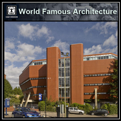 University of Leicester-James Stirling