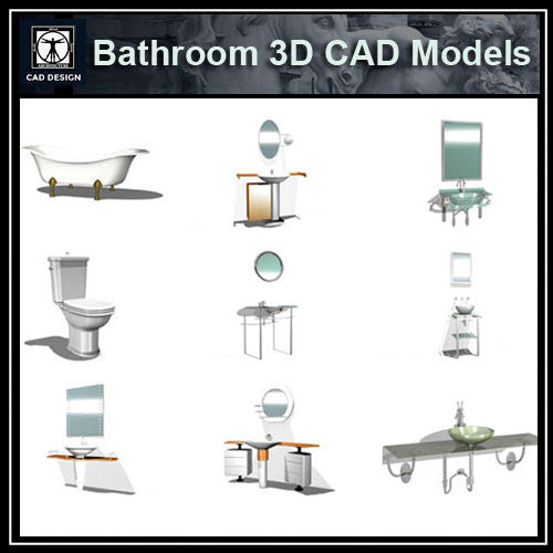 Products Tagged Bathroom Cad Design Free Cad Blocks Drawings Details