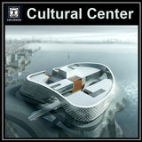 Cutural Center Cad Drawings 2 - CAD Design | Download CAD Drawings | AutoCAD Blocks | AutoCAD Symbols | CAD Drawings | Architecture Details│Landscape Details | See more about AutoCAD, Cad Drawing and Architecture Details