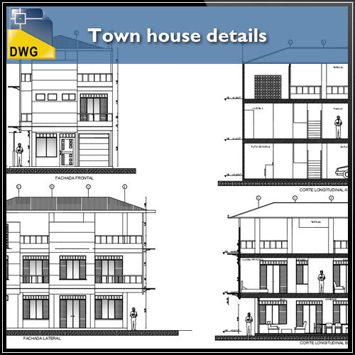 Town house details