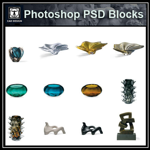 Photoshop PSD Accessories Blocks - CAD Design | Download CAD Drawings | AutoCAD Blocks | AutoCAD Symbols | CAD Drawings | Architecture Details│Landscape Details | See more about AutoCAD, Cad Drawing and Architecture Details