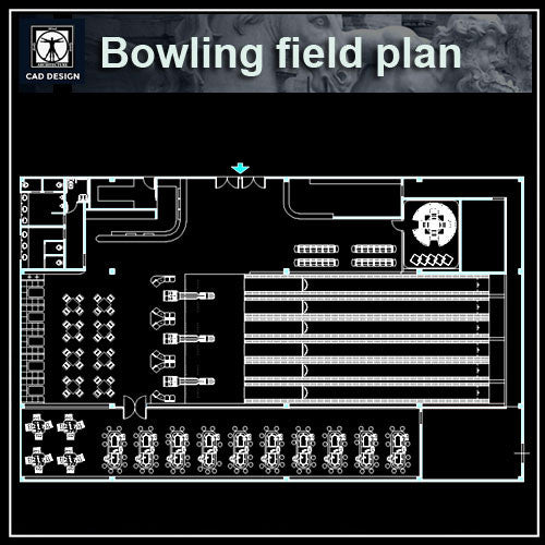 Bowling Field Plans
