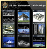 【108 Best Architecture CAD Drawings】(Best Collections!!) - CAD Design | Download CAD Drawings | AutoCAD Blocks | AutoCAD Symbols | CAD Drawings | Architecture Details│Landscape Details | See more about AutoCAD, Cad Drawing and Architecture Details