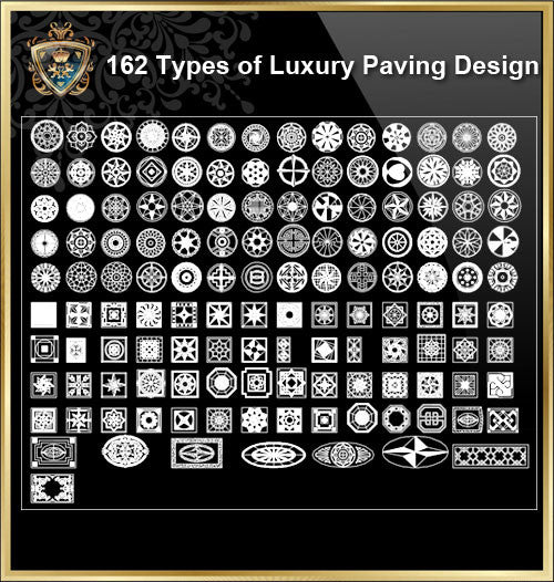162 Types of Luxury Paving Design