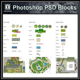 Photoshop PSD Landscape Blocks V2(Recommand!!) - CAD Design | Download CAD Drawings | AutoCAD Blocks | AutoCAD Symbols | CAD Drawings | Architecture Details│Landscape Details | See more about AutoCAD, Cad Drawing and Architecture Details