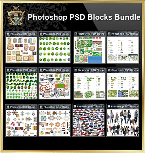 💎Over 1000 Photoshop PSD Blocks Bundle💎 - CAD Design | Download CAD Drawings | AutoCAD Blocks | AutoCAD Symbols | CAD Drawings | Architecture Details│Landscape Details | See more about AutoCAD, Cad Drawing and Architecture Details
