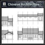 Chinese Architecture CAD Drawing-Chinese Courtyard - CAD Design | Download CAD Drawings | AutoCAD Blocks | AutoCAD Symbols | CAD Drawings | Architecture Details│Landscape Details | See more about AutoCAD, Cad Drawing and Architecture Details
