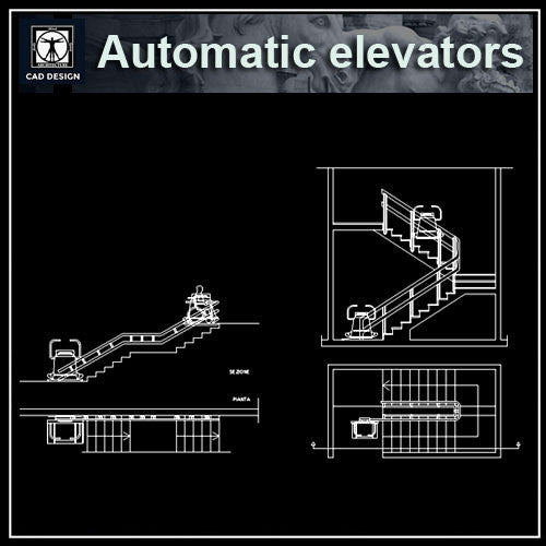 Free Automatic Elevator Details