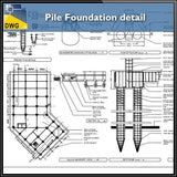 Pile Foundation details