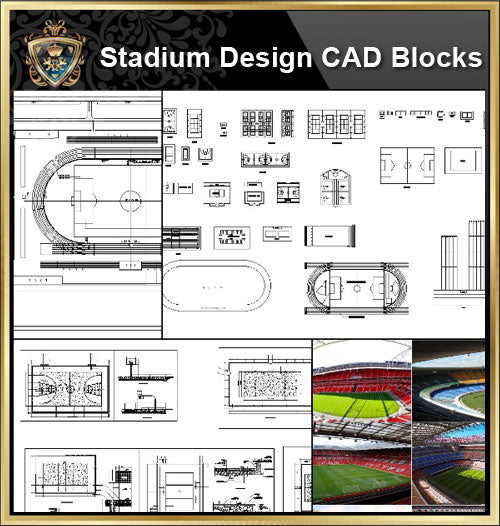 ★【Stadium CAD Blocks-Stadium,Gymnasium, track and field, playground, sports hall】@basketball court, tennis court, badminton court, long jump, high jump ,CAD Blocks,Autocad Blocks,Drawings,CAD Details - CAD Design | Download CAD Drawings | AutoCAD Blocks | AutoCAD Symbols | CAD Drawings | Architecture Details│Landscape Details | See more about AutoCAD, Cad Drawing and Architecture Details
