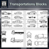 Transportation Blocks Bundle