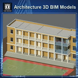 Office BIM 3D Models