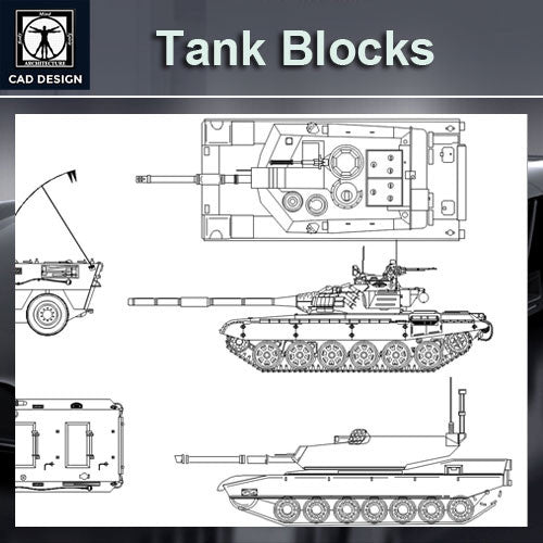 Tank Blocks - CAD Design | Download CAD Drawings | AutoCAD Blocks | AutoCAD Symbols | CAD Drawings | Architecture Details│Landscape Details | See more about AutoCAD, Cad Drawing and Architecture Details