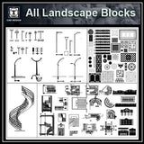 All Landscape Blocks