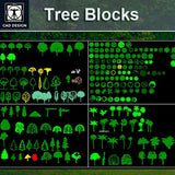 Tree and elevation bundle 2