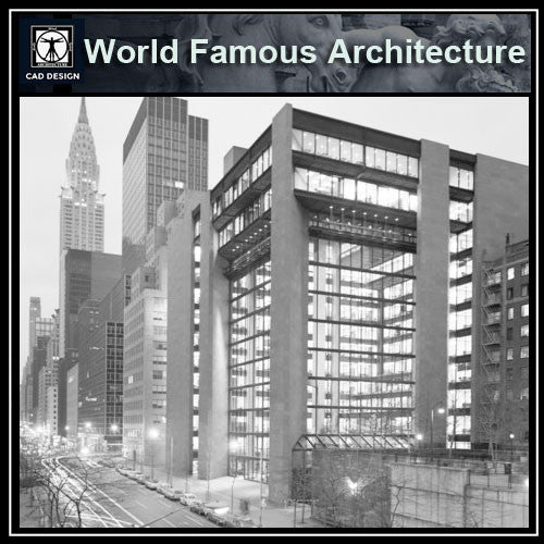 The Ford Foundation-Kevin Roche John Dinkeloo and Associates