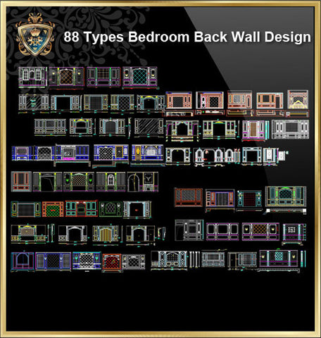 Back Wall Design