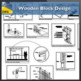 Wooden Block Design