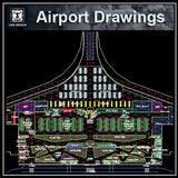 Airport Cad Drawings 2
