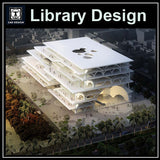 Library Cad Drawings 1
