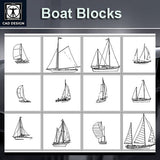 Free Boat Blocks - CAD Design | Download CAD Drawings | AutoCAD Blocks | AutoCAD Symbols | CAD Drawings | Architecture Details│Landscape Details | See more about AutoCAD, Cad Drawing and Architecture Details