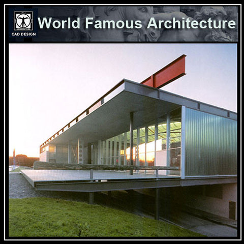 ●Rem Koolhaas Architecture Sketchup 3D Models