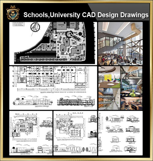 ★【University, campus, school, teaching equipment, research lab, laboratory CAD Design Drawings V.7】@Autocad Blocks,Drawings,CAD Details,Elevation