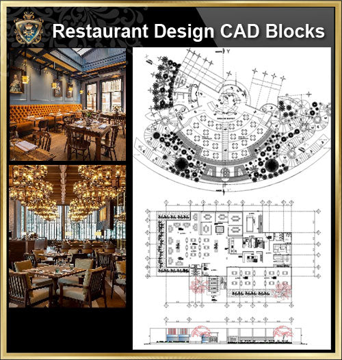 ★【Restaurant ,Bar CAD Design Project-CAD Drawings,CAD Details】@Restaurant ,Bar,CAD Blocks,Autocad Blocks,Drawings,CAD Details - CAD Design | Download CAD Drawings | AutoCAD Blocks | AutoCAD Symbols | CAD Drawings | Architecture Details│Landscape Details | See more about AutoCAD, Cad Drawing and Architecture Details