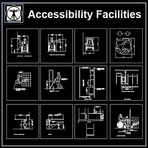 Accessibility Facilities Drawings V1