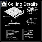 Free Ceiling Details 1