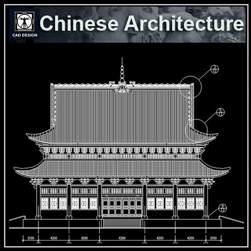 Chinese Architectural Drawings 2
