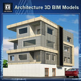 Interior Design - BIM 3D Models