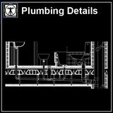 Free Plumbing Details - CAD Design | Download CAD Drawings | AutoCAD Blocks | AutoCAD Symbols | CAD Drawings | Architecture Details│Landscape Details | See more about AutoCAD, Cad Drawing and Architecture Details