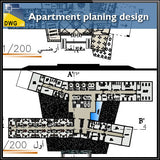 Architectural drawing of Emergency Hospital design drawing - CAD Design | Download CAD Drawings | AutoCAD Blocks | AutoCAD Symbols | CAD Drawings | Architecture Details│Landscape Details | See more about AutoCAD, Cad Drawing and Architecture Details
