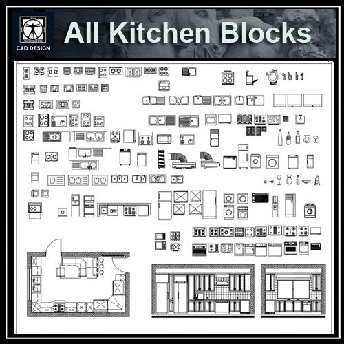 All Kitchen Blocks