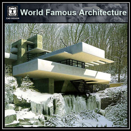 Falling Water-Frank Lloyd Wright
