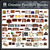 Photoshop PSD Chinese Furniture Blocks 1 - CAD Design | Download CAD Drawings | AutoCAD Blocks | AutoCAD Symbols | CAD Drawings | Architecture Details│Landscape Details | See more about AutoCAD, Cad Drawing and Architecture Details
