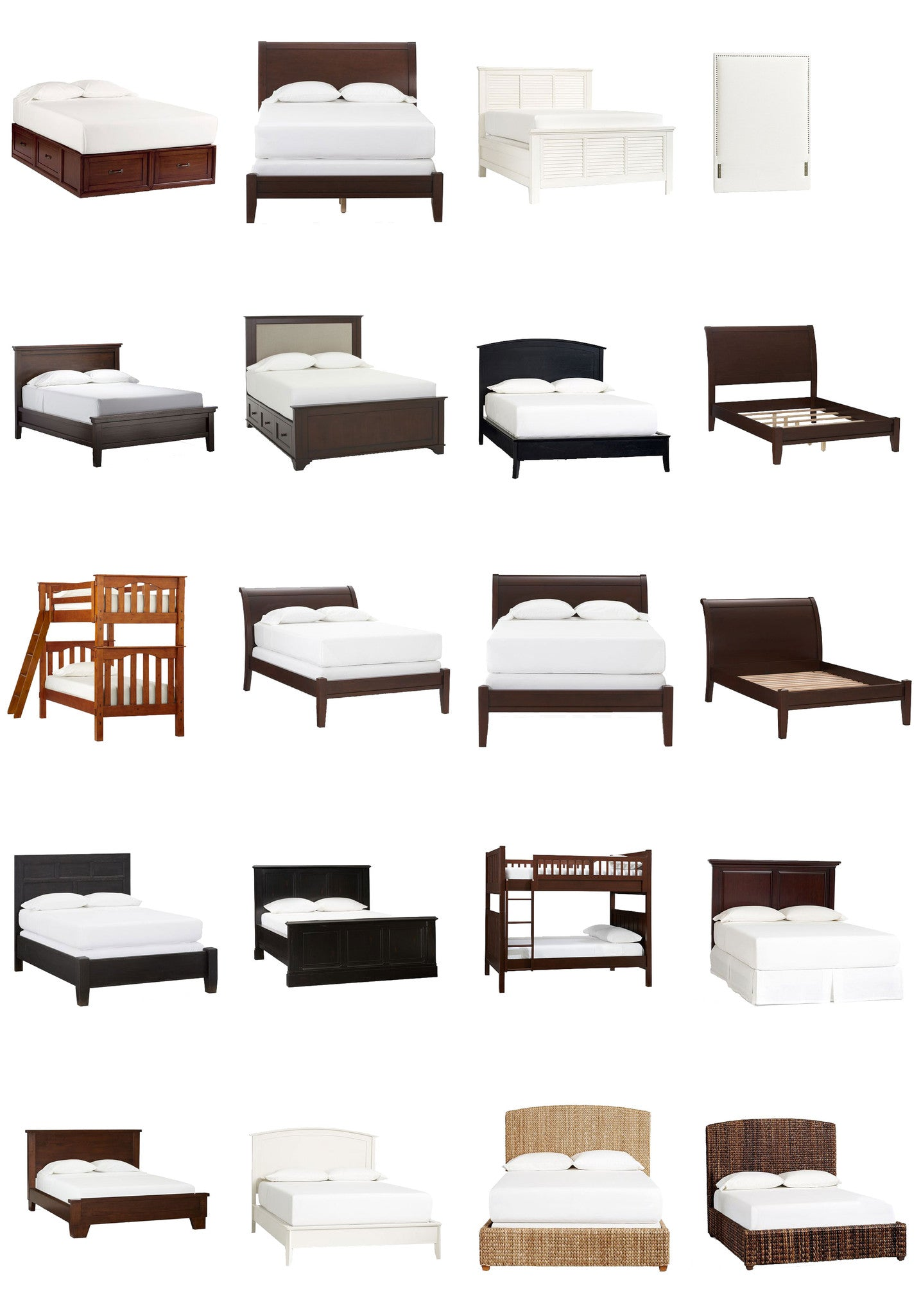 Photoshop Psd Bed Blocks V1 Cad Design Free Cad Blocks